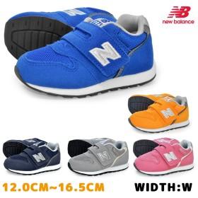 new balance ニューバランス IZ996 CBL CGD CNV CGY CPK キッズ ジュニア 子供靴 スニーカー マジックテープ ワイズW