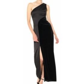 Laundry by Shelli Segal ランドリーバイシェルシーガル ファッション ドレス Laundry by Shelli Segal NEW Black Womens Size 14 Velvet