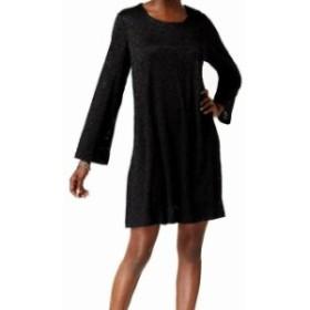 Shift  ファッション ドレス OLIVIA & GRACE NEW Black Womens Size XL Lace A-Line Shift Dress
