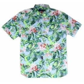Ralph Lauren ラルフ ローレン ファッション アウター Ralph Lauren Blue Mens Size Large L Floral Print Button Down Shirt