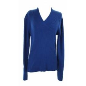 ファッション ドレス Studio M New Navy Roll-Tab-Sleeve Shirtdress S