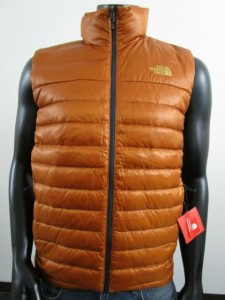 NWT Mens TNF The North Face Flare 550-Down Insulated FZ Puffer Jacket Dijon