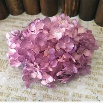 東北花材アナベルアレンジ加工 ️アジサイ小分け ️ハーバリウム花材プリザーブドフラワー