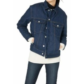 Calvin Klein カルバンクライン ファッション 衣類 Calvin Klein NEW Blue Orange Womens Small S Trucker Denim Jean Jacket