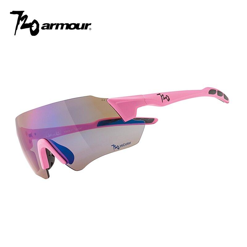 【露營趣】720armour B369B6-23-HC Kamikaze HiColor 防爆PC 自行車眼鏡 風鏡 運動太陽眼鏡 防風眼鏡