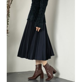 SENSE OF PLACE(センスオブプレイス) スカート スカート デザインプリーツスカート