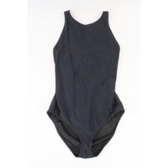 スポーツ用品 スイミング Cover NEW Black White Womens Size Medium M Contrast One-Piece Swimwear