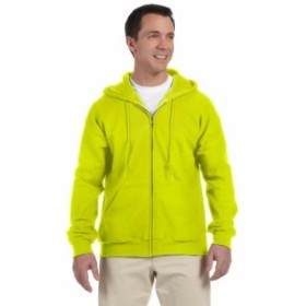 Gildan ギルダン ファッション トップス Gildan Mens 9.3 oz. DryBlend- 50/50 Full-Zip Hood 3 Pack G126 All Sizes