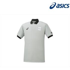 アシックス asics バスケットアクセサリー  衿付きレフリーシャツ XB8002-12