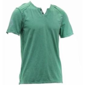 buffalo バッファロー ファッション アウター Buffalo By David Bitton Mens Narwayned Mojito Cotton 2-Button Henley T-Shirt