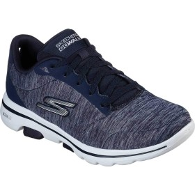 [スケッチャーズ] シューズ スニーカー GOwalk 5 True Sneaker Navy/White レディース [並行輸入品]