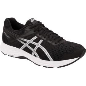 [アシックス] シューズ スニーカー GEL-Contend 5 Running Shoe Black/Whit メンズ [並行輸入品]
