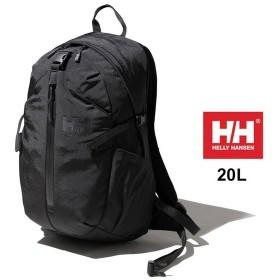 ヘリーハンセン リュックサック バックパック 20L メンズ レディース Helly hunsen HOY91951 SP SKARSTIND 20 SP スカルスティン20 デイパック 黒 [0904]