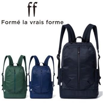 フォルメ ラ ヴレ フォルム バックパック リュックサック メンズ FFMH8H02 Forme la vrais forme 【あす楽対応】【smtb-f】