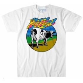 ファッション トップス Pink Floyd-Distant Bells-X-Large White Lightweight T-shirt