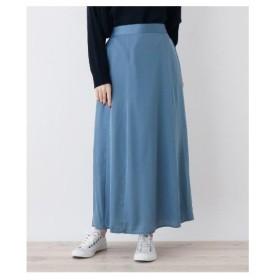 ITS' DEMO(イッツデモ)ヴィンテージサテンマーメイドスカート