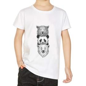 レディース 女性 カットソー Yolaird Tシャツ レディース メンズ 穴を破る 猫ちゃん柄 大きいサイズ おしゃれ おもしろ 薄手 吸水速乾 無地 プレゼント 通勤 通学 運動 日常用