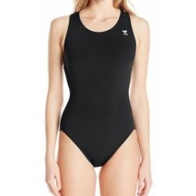 tyr ティア スポーツ用品 スイミング TYR Womens Black Size 30 Durafast Maxback One-Piece Sport Swimwear