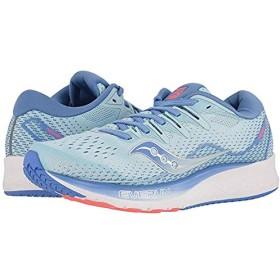 [サッカニー] レディーススニーカー・靴・シューズ Ride ISO 2 Blue/Coral (27cm) B - Medium [並行輸入品]