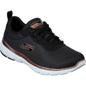 [スケッチャーズ] シューズ スニーカー Flex Appeal 3.0 First Insight Sneaker Black/Rose レディース [並行輸入品]