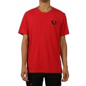 Religion  ファッション トップス True Religion Embroidered Horseshoe Logo Tee T-Shirt