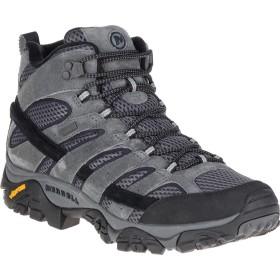 [メレル] シューズ ブーツ・レインブーツ Moab 2 Mid Waterproof Hiking Boot Granite メンズ [並行輸入品]