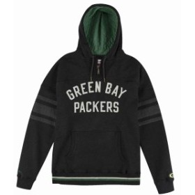 mitchell ミッチェル アクセサリー  Mens Mitchell & Ness NFL 1st Quarter Pullover Hoody Green Bay Packers