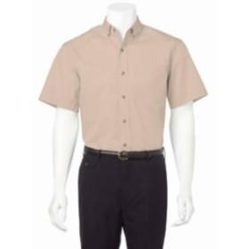 ファッション トップス Featherlite Mens Short Sleeve Twill 281