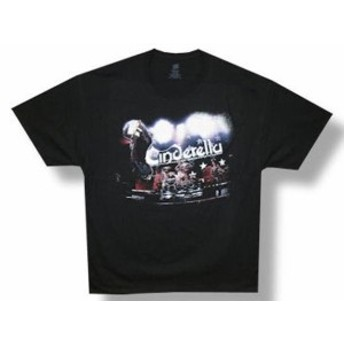 ファッション トップス Cinderella-Live 2012 Tour-Black T-shirt