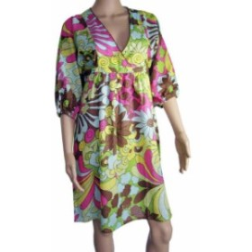 ファッション ドレス Antik batik womens witney v neck v