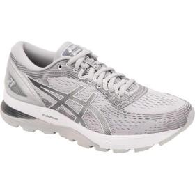 [アシックス] シューズ スニーカー GEL-Nimbus 21 Running Shoe Mid Grey/S レディース [並行輸入品]