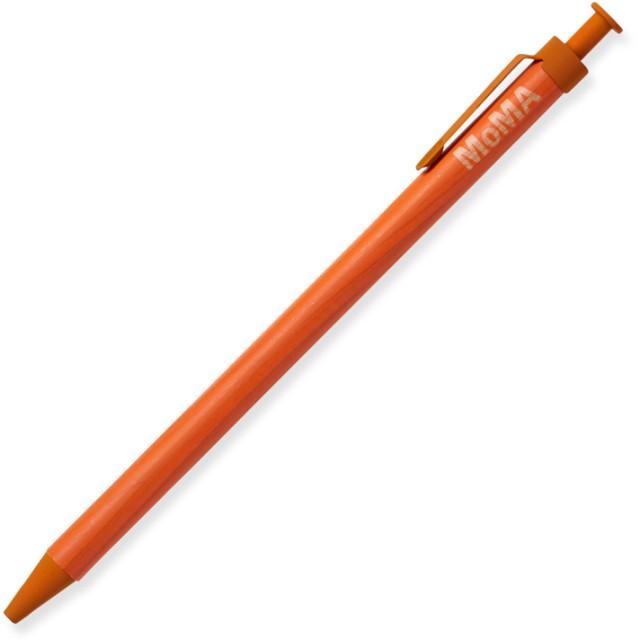 MoMA カラーシリーズ ペン オレンジ