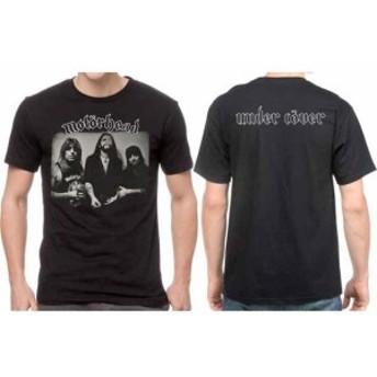 ファッション トップス Motorhead-Undercover X-Large Black T-shirt