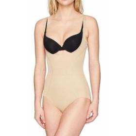 Maidenform メイデンフォーム スポーツ用品 フィットネス Maidenform NEW Nude Beige Womens Size Medium M Body Suits Shapewear