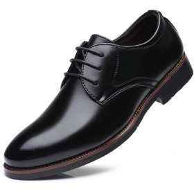 [Mimoonkaka] ビジネスシューズ メンズ ウォーキング 防水 紳士靴 フォーマル スニーカービズ 通勤 通学 就活 オフィス カジュアル 靴 冠婚葬祭 普段 ブラック26