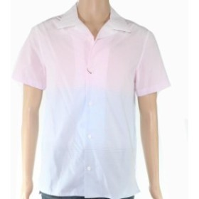 Calvin Klein カルバンクライン ファッション アウター Calvin Klein Jeans Shirt Mens Blue Pink Size Small S Button Down Striped