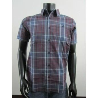 columbia コロンビア ファッション アウター NWT Mens Columbia Boulder Ridge Classic Short Sleeve Button Up Casual Shirt Blue
