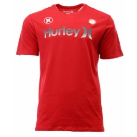 Hurley ハーレー ファッション トップス Hurley Mens Dri-FIT One and Only Team USA Tee T-Shirt