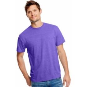Hanes  ファッション トップス Hanes Mens X-Temp Triblend T-Shirt With Fresh Iq 42TB S-3XL