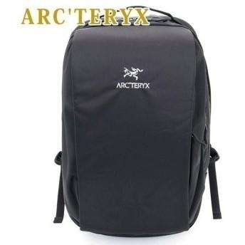 アークテリクス リュック ブレード28 バックパック リュックサック バッグ 通勤 通学 防水 防塵 ブラック 黒 正規品ブランド 2019年