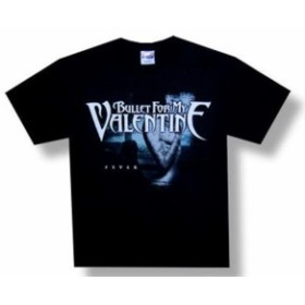 bullet バレット ファッション トップス Bullet For My Valentine-Fever 2010 Tour-XXL Black t-shirt