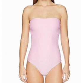 ONIA オニア スポーツ用品 スイミング Onia NEW Pink Womens Size Small S One-Piece Open-Back Swimwear