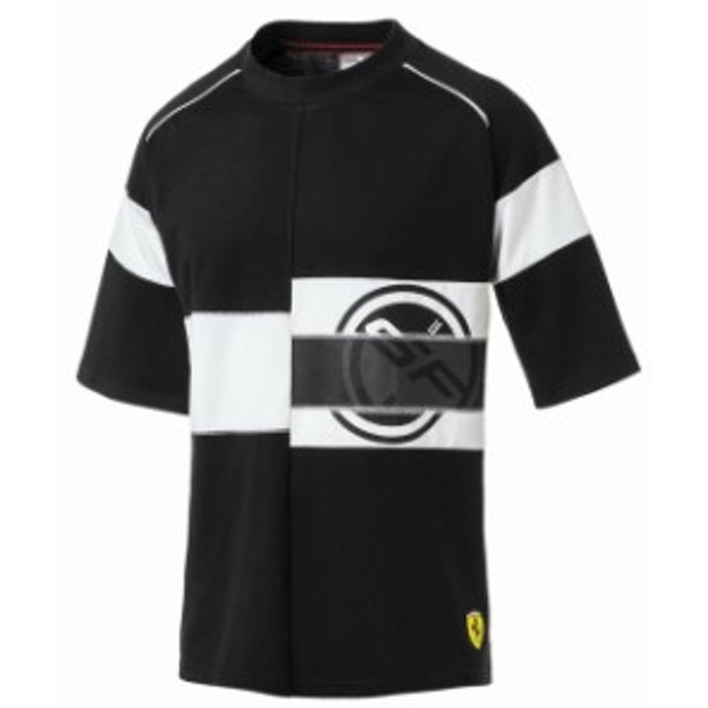 ferrari フェラーリ ファッション トップス [577818-02] Mens Puma Ferrari SF Street Tee