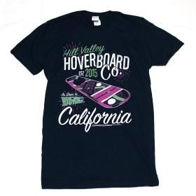 バック・トゥ・ザ・フューチャー PART2 HOVERBOARD Tシャツ-Lサイズ