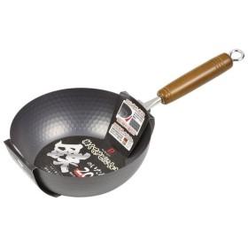 パール金属 軽くてサビにくい鉄のいため鍋 20cm HB-4677
