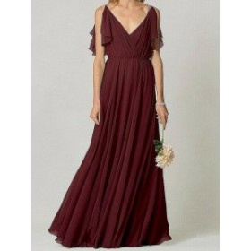 Jenny Yoo ジェニーヨー ファッション ドレス Jenny Yoo NEW Red Womens Size 10 Flutter Sleeve Pleated Sheath Dress