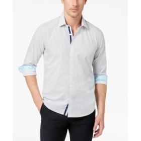 Ryan  ファッション ドレス RYAN SEACREST NEW White Mens Size 2XL Geo Dot Button Down Dress Shirt