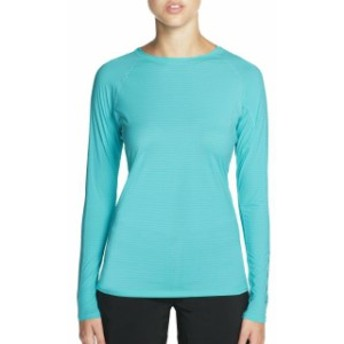 SKECHERS スケッチャーズ スポーツ用品 ゴルフ Skechers Golf Womens GoGolf Layering Top DWLT15 - Blue - Pick Size