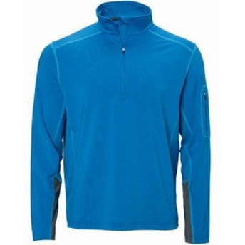 Select セレクト スポーツ用品 ゴルフ Forrester Mens Ranger II Colorblock 1/2 Zip Pullover - Select Size & Color!