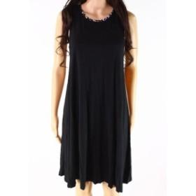 Tart タルト ファッション ドレス Tart NEW Black White Womens Size Medium M Layered-Look Sheath Dress
